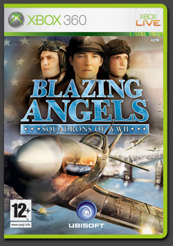 Blazing Angels - Squadrons Of WWII cover